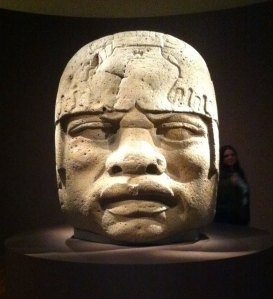 Olmec Head 5